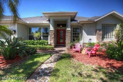 Rockledge Single Family Home For Sale: 4726 Merlot Drive