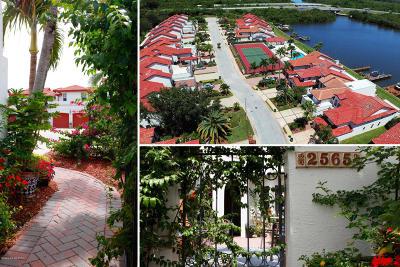 Merritt Island Townhouse For Sale: 2565 Sykes Drive