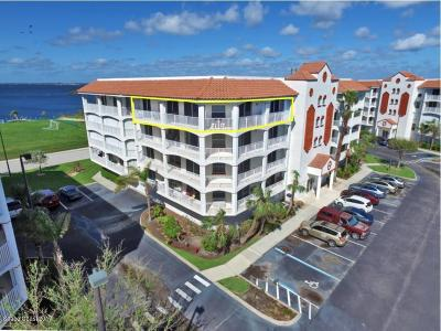 Cape Canaveral Condo For Sale: 8934 Puerto Del Rio #PH 504