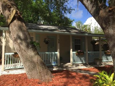 Rockledge Single Family Home For Sale: 38 Patrick Lane