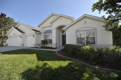 Melbourne Single Family Home For Sale: 4149 Chastain Drive