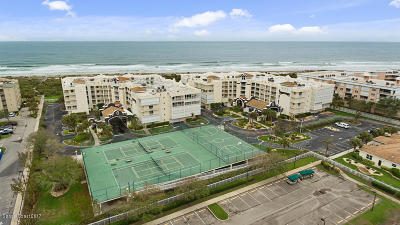Cape Canaveral Condo For Sale: 703 Solana Shores Drive #308