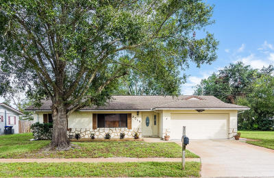 Titusville Single Family Home For Sale: 3515 Melrose Avenue