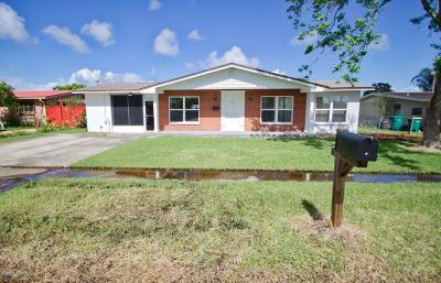 Melbourne FL Single Family Home For Sale: $190,000