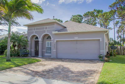 Melbourne FL Single Family Home For Sale: $335,000