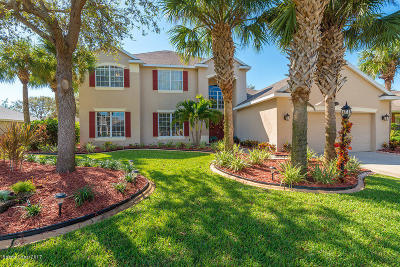 Melbourne Single Family Home For Sale: 6036 Newbury Circle