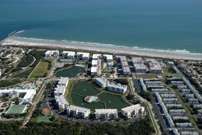 Cape Canaveral Condo For Sale: 609 Shorewood Drive #205