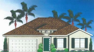 Micco Single Family Home For Sale: 3780 Allen Avenue