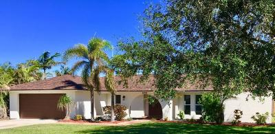 Indialantic FL Single Family Home For Sale: $425,000