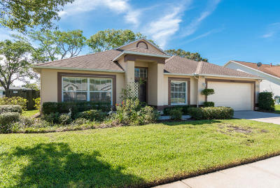 Melbourne Single Family Home For Sale: 2545 Wild Wood Drive