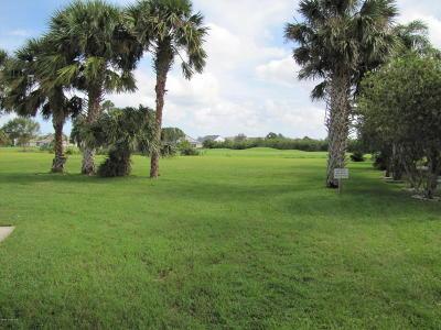Titusville Condo For Sale: 160 Plantation Drive #160