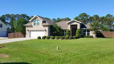 Cocoa Single Family Home Backups: 6830 Hundred Acre Drive