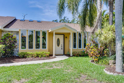 Vero Beach Single Family Home For Sale: 3105 73rd Place