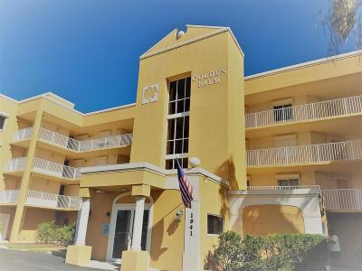 Indian Harbour Beach Condo For Sale: 1941 Highway A1a #404