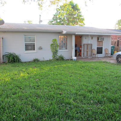 Merritt Island Single Family Home For Sale: 427 Roosevelt Avenue