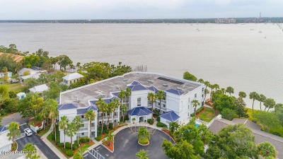 Merritt Island Condo For Sale: 420 Moore Park Lane #101