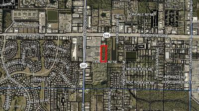 Residential Lots & Land For Sale: Palm Bay Road NE