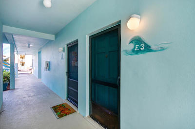 Cape Canaveral Condo For Sale: 351 Taylor Avenue #31
