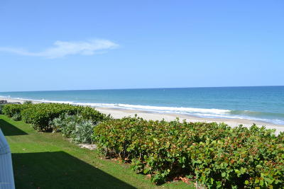Melbourne Beach Rental For Rent: 2953 S Hwy A1a #7B