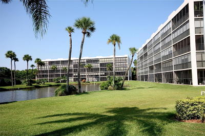 Cape Canaveral Condo For Sale: 5803 N Banana River Boulevard #1014