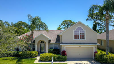 Rockledge Single Family Home For Sale: 4070 Orion Way