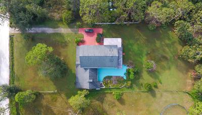 Cocoa Single Family Home For Sale: 4920 Banana Avenue