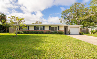 Rockledge Single Family Home For Sale: 1064 George Avenue