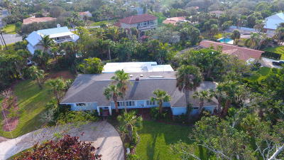 Indialantic Single Family Home For Sale: 1200 S Shannon Avenue