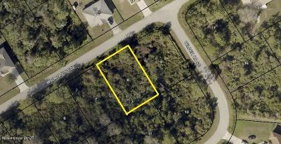 Brevard County Residential Lots & Land For Sale: 1438 Wigmore Street SE