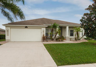 Rockledge Single Family Home For Sale: 5316 Indigo Crossing Drive