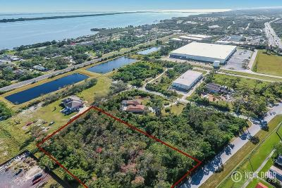 Brevard County Residential Lots & Land For Sale: Part 3350 Waelti And Freeman Lane