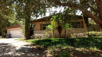 Titusville FL Single Family Home For Sale: $139,900