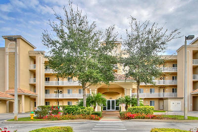 Brevard County Condo For Sale: 6005 Highway 1 Highway #206