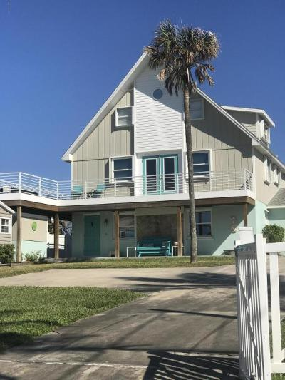 Melbourne Single Family Home For Sale: 6845 S Highway A1a S