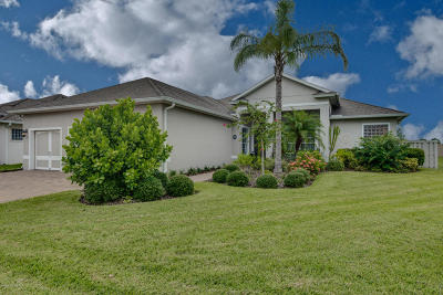 Brevard County Single Family Home For Sale: 5820 Rusack Drive
