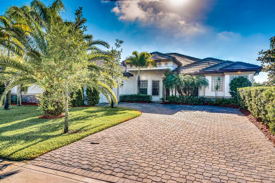 Rockledge Single Family Home For Sale: 3608 Imperata Drive