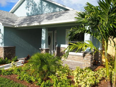 Indian Harbour Beach Single Family Home For Sale: 101 Wimico Drive