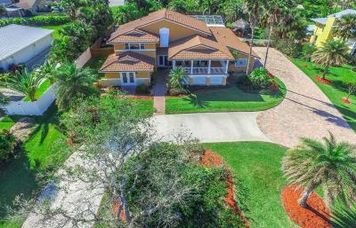 Malabar Single Family Home For Sale: 2360 Rocky Point Road