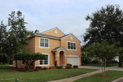 Titusville Single Family Home For Sale: 2460 Village Lane