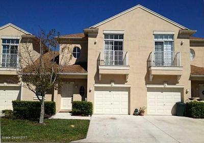 Vero Beach Townhouse For Sale: 1858 77th Drive