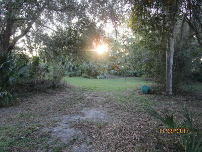 Titusville Residential Lots & Land For Sale: 740 Rock Pit Road