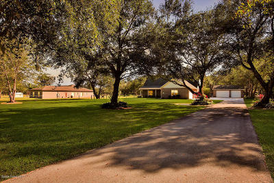 Mims Single Family Home For Sale: 3445 Carter Road