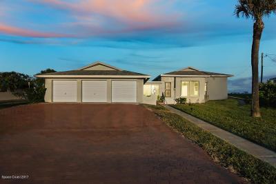 Melbourne Single Family Home For Sale: 1101 Atlantic Street