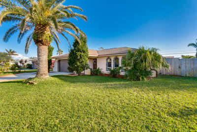 Indialantic FL Single Family Home For Sale: $369,900