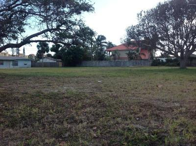 Cocoa Beach Residential Lots & Land For Sale: 203 Arthur Avenue