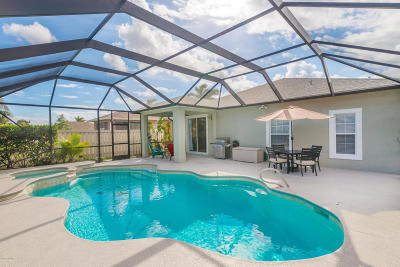 Rockledge Single Family Home For Sale: 5689 Duskywing Drive