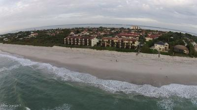 Melbourne Beach Townhouse For Sale: 3203 S Highway A1a