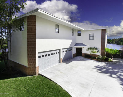 Malabar Single Family Home For Sale: 1641 Country Cove Circle