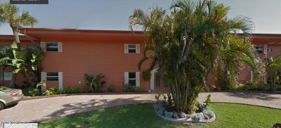 Cape Canaveral Condo For Sale: 220 Columbia Drive #25