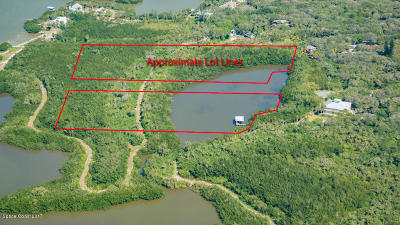 Melbourne Beach Residential Lots & Land For Sale: River Oaks Road